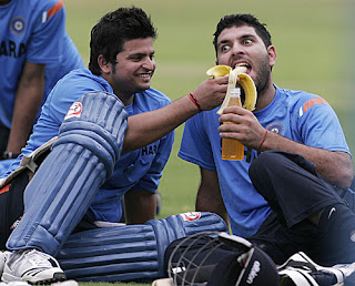 Raina replaces Yuvraj Singh in BCCI's