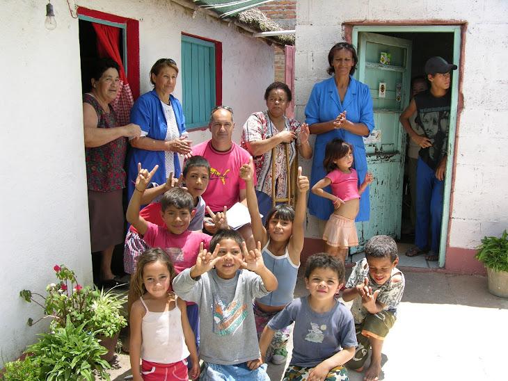 COLABORANDO CON LILI 2007