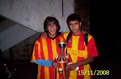 campeones 2008