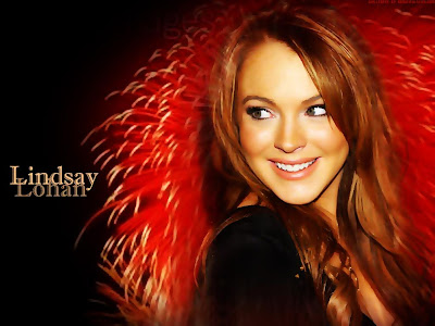 Lindsay Lohan Interview