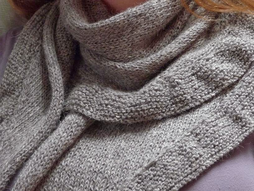 Close Knit A Little Ruffle