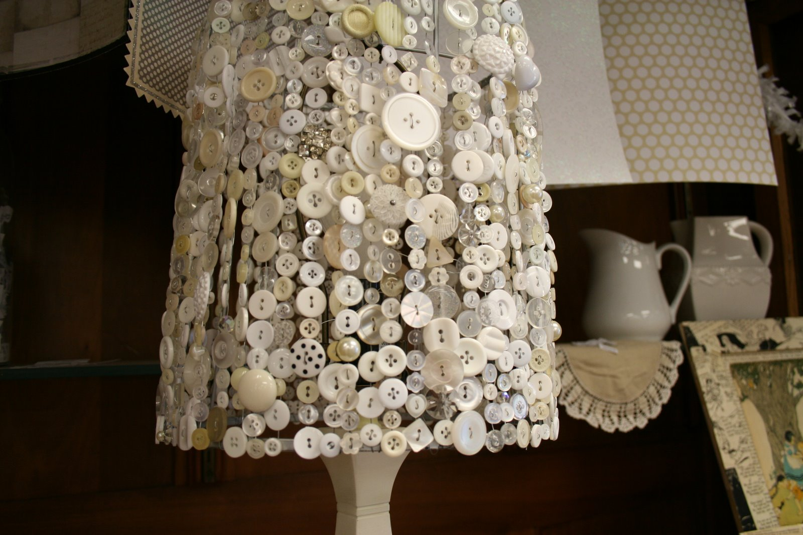 I like this diy lampshades - Creative lamp shades ...