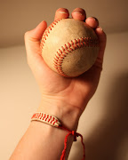 . to make a bracelet out of the strings of a baseball.