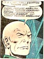 Mighty Thor #243, John Buscema, Zarrko the Tomorrow Man