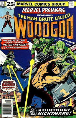 Marvel Premiere #31, Woodgod
