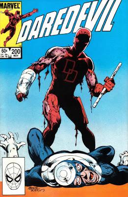Daredevil #200, Bullseye