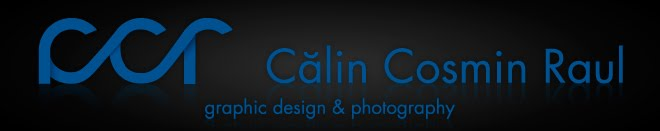 Calin Cosmin Raul - graphic design and photography