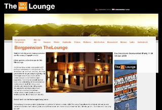 Bergpension TehLounge in Berwang