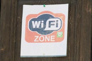 WiFi hotspots aan het Gardameer