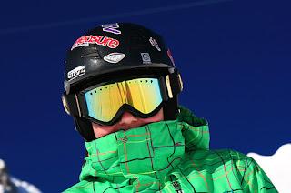 Wintersport in Lermoos