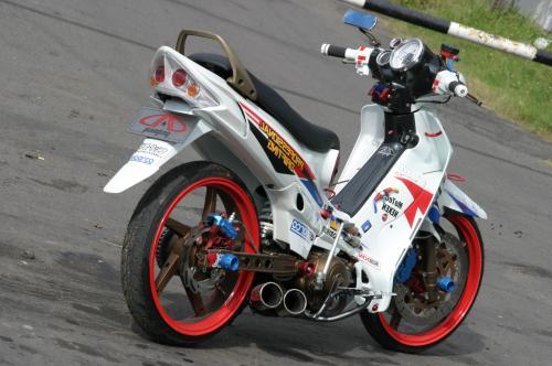 MODIFIKASI Yamaha Vega R 2004 title=
