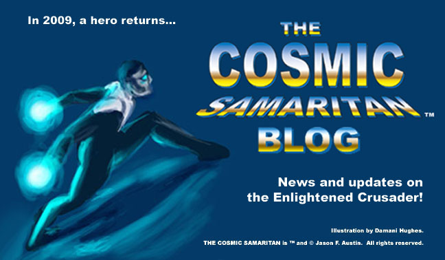 The Cosmic Samaritan Blog