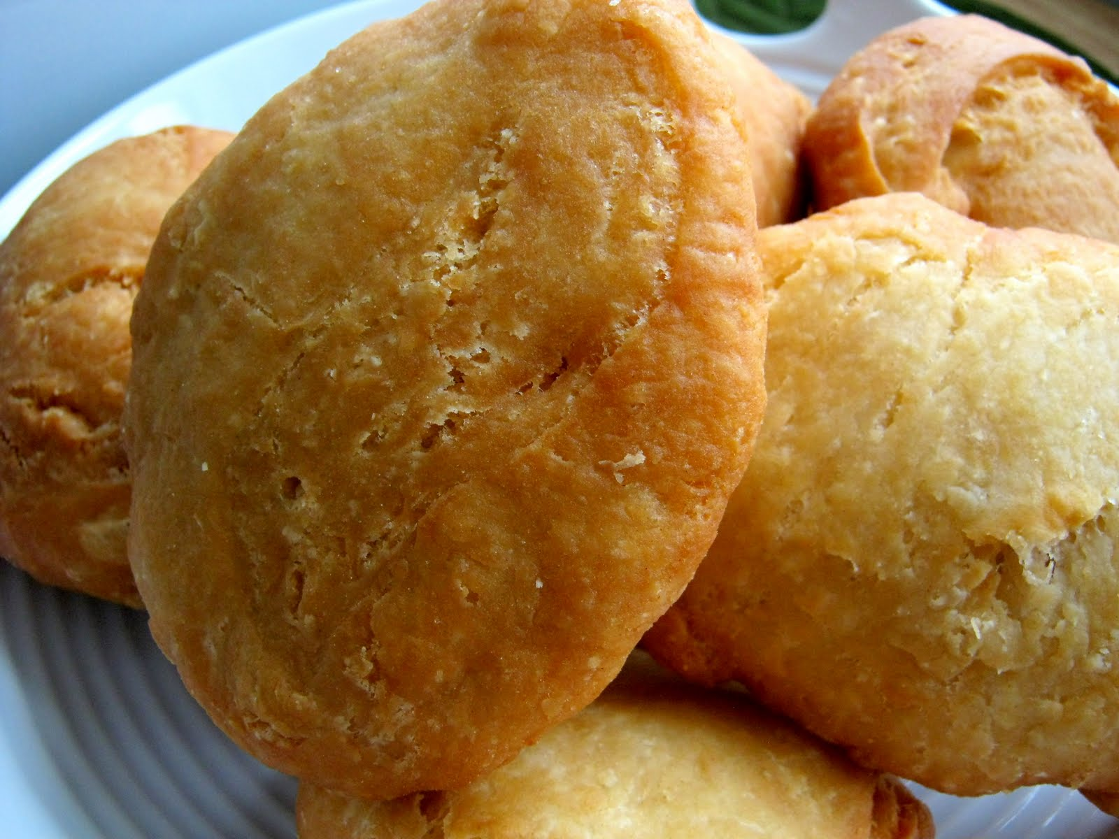 The Inner Gourmet: Bake and Saltfish: A classic Caribbean breakfast!