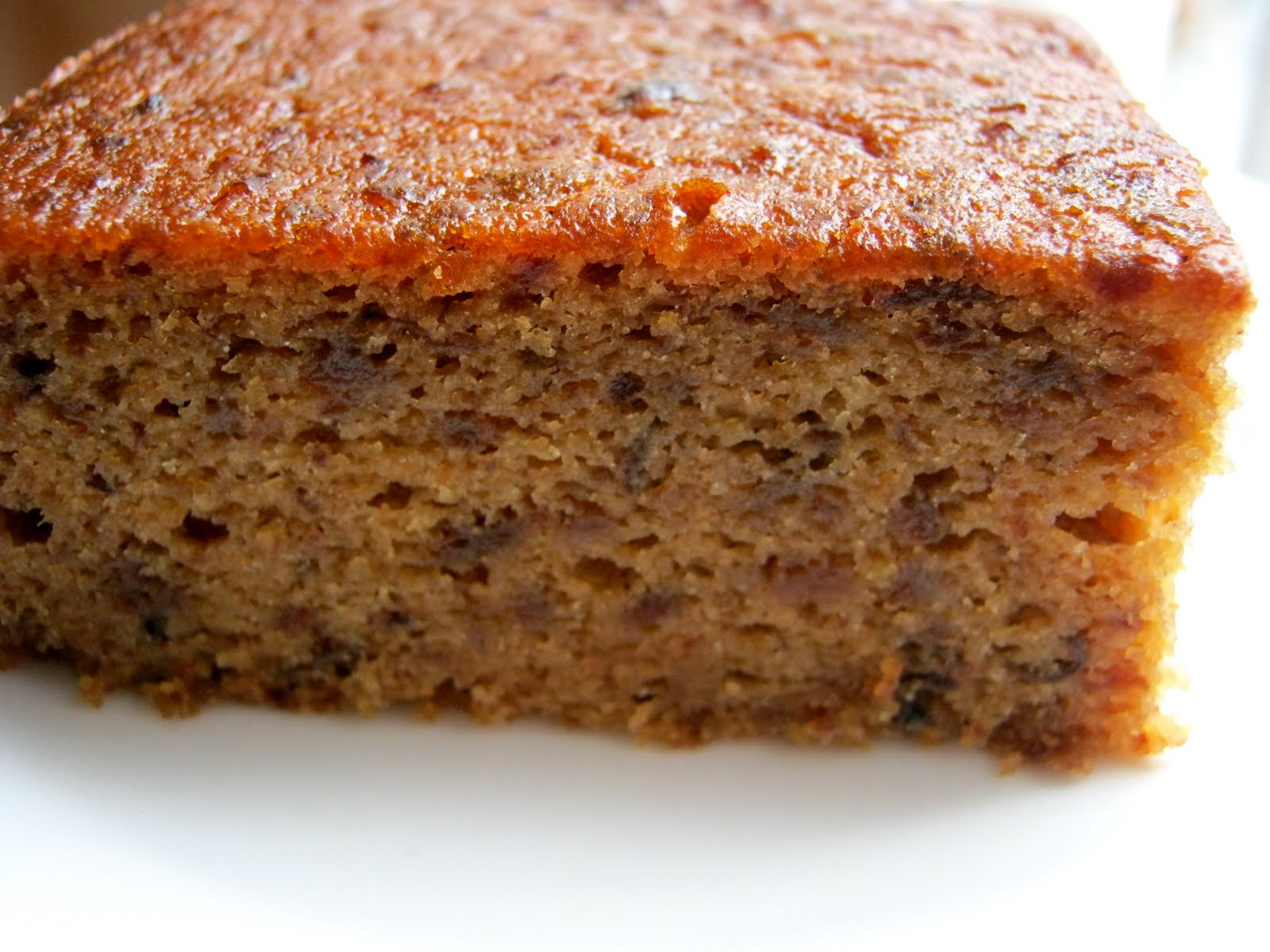 a west indian christmas fruit cake