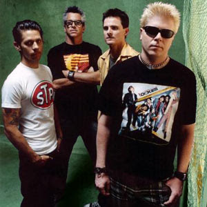 The offspring Trust in You Lyrics