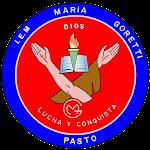 Escudo IEM María Goretti