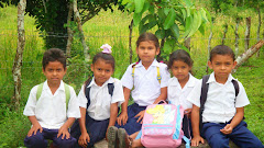Children from Cerro Paja