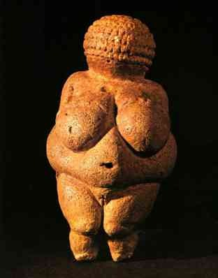 "Professor Louisa Ngote introduced me to the ""Venus of Willendorf"""