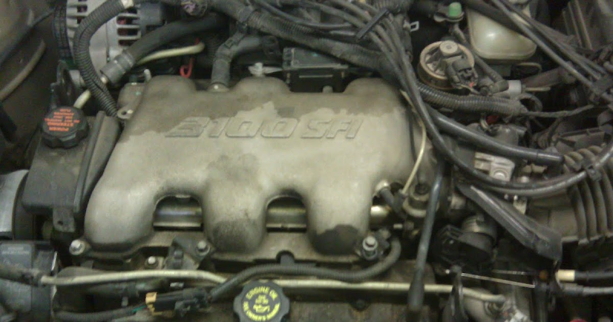 saltcityauto: Chevy 3.1 L engine 3100 series common problems.