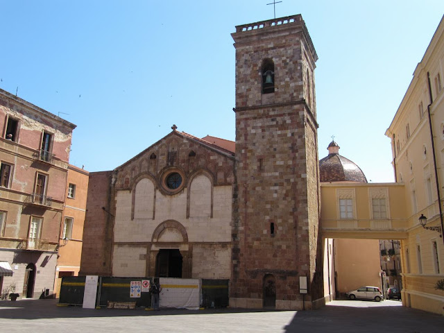 catedral de Santa Chiara de Iglesias