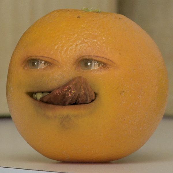 La naranja molesta información + muchos videos en español