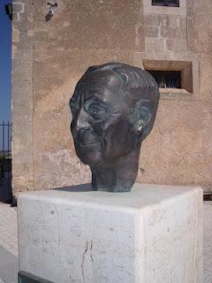 Bust d'en Joan Mascaró