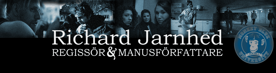 Richard Jarnhed - Regissör & Manusförfattare