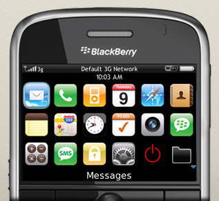 temas para blackberrys muchos a tu gusto Bphone2