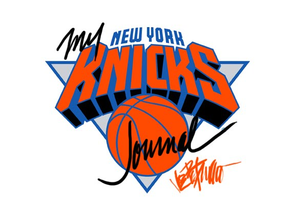 My NY KNICKS Journal