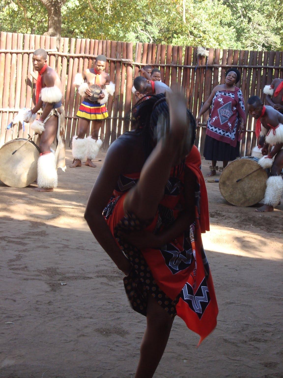 Zulu Women Bathing 91