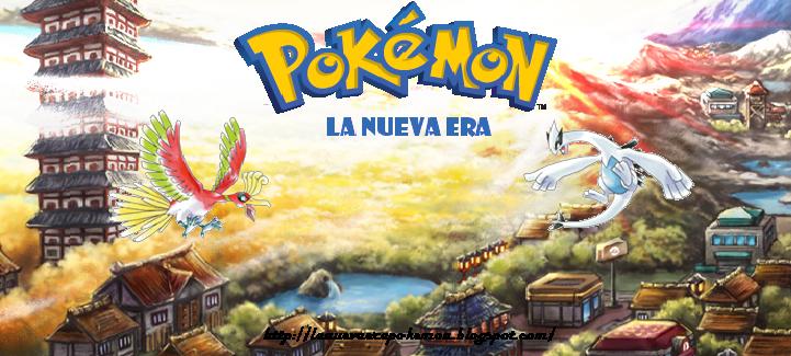La nueva era Pokémon