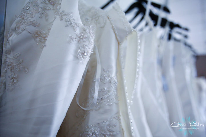 The White Closet Bridal Co. 5817 Memorial Hwy. Tampa, FL 33615 813.249.GOWN