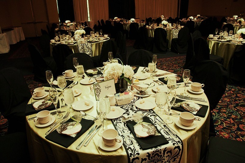 black and white wedding receptions black and white wedding reception ideas