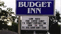 Budget Inn by Lindyjb