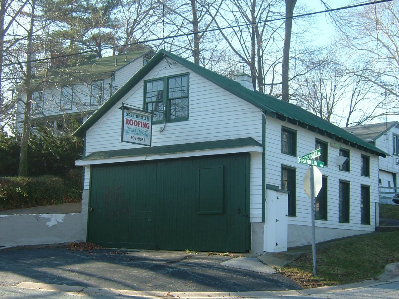 Hickman Blacksmith Shop And House