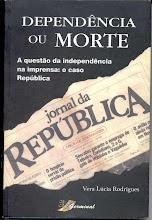 Livro sobre o Jornal da República