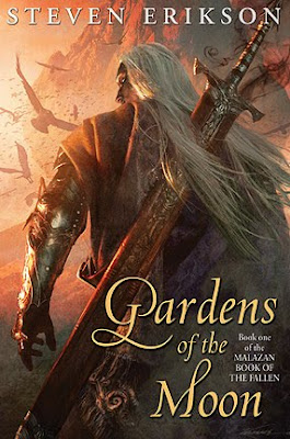 Gardens Of The Moon By Steven Erikson Siderite 39 S Blog