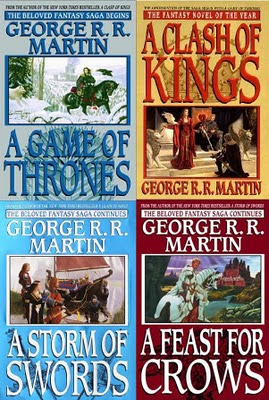 covers for the first four books