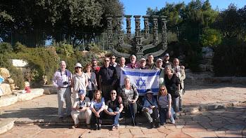 1er. Viaje a Israel - Un sueño cumplido