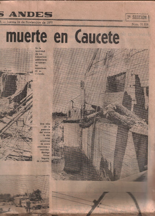 TERREMOTO CAUCETE SAN JUAN ARGENTINA