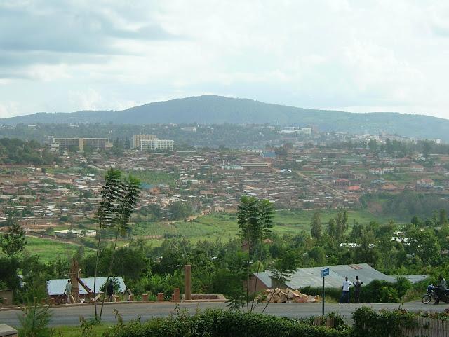 On the Road to Rwanda