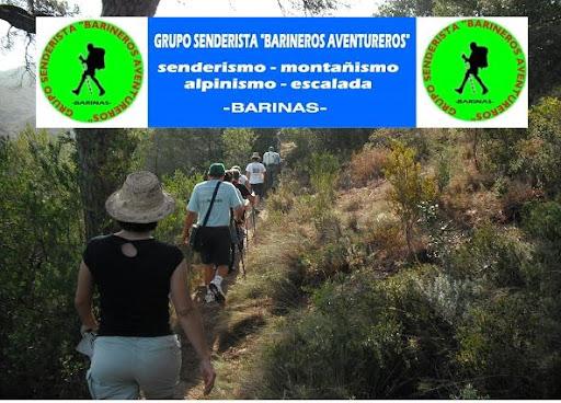 "Grupo Senderista ""Barineros Aventureros"""