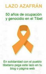 Solidaridad con el pueblo tibetano.
