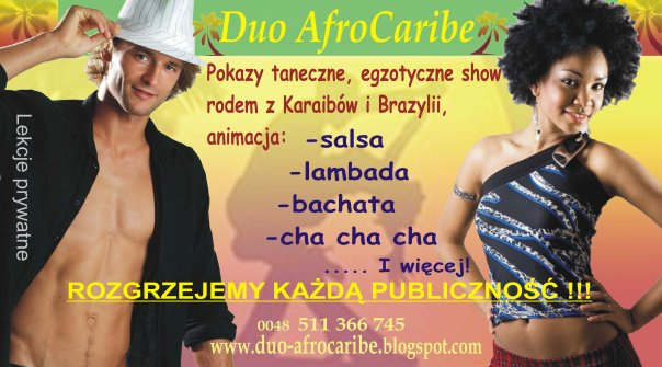 Duo Afrocaribe