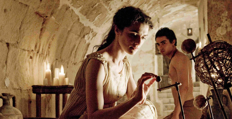 Brought heroically to life by Rachel Weisz, Hypatia is an intellectual ...