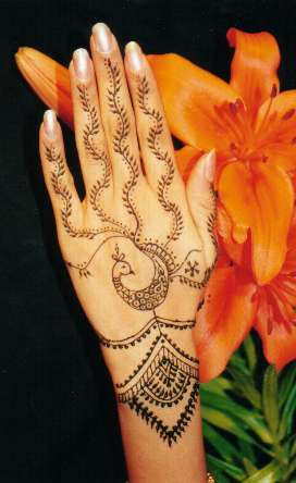 henna tattoo designs for feet. Henna said that Islamic
