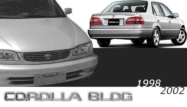 Corolla 1998 - 2002