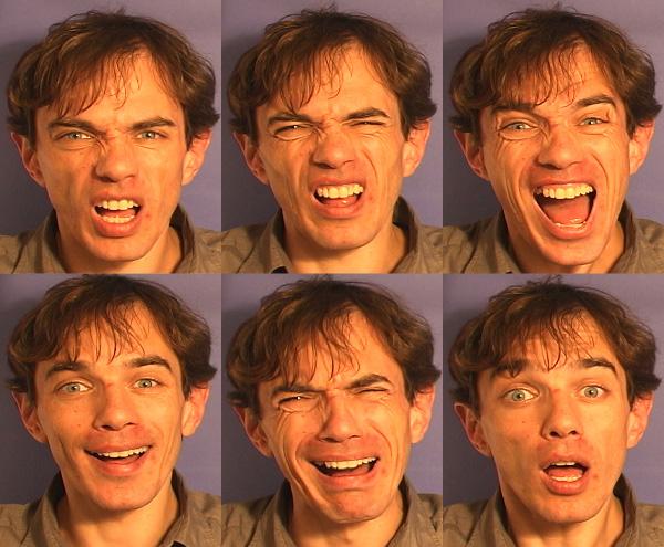 видео урок психологии мимики