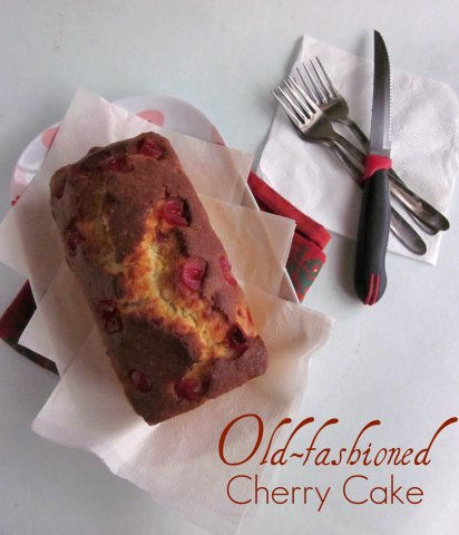 Old-fashioned Cherry Cake Recipes Delia Online 65