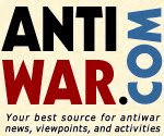 Anti-war news, viewpoints and activities